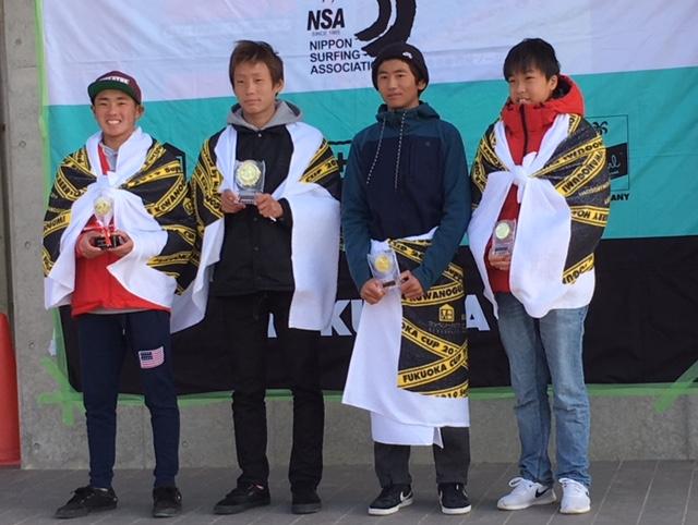 福岡カップ2019 AA